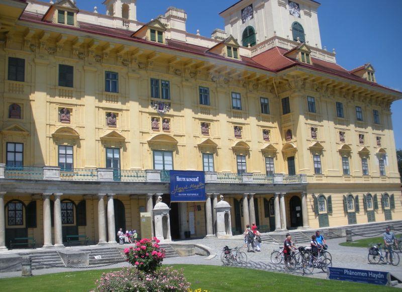 Palace Esterhazy