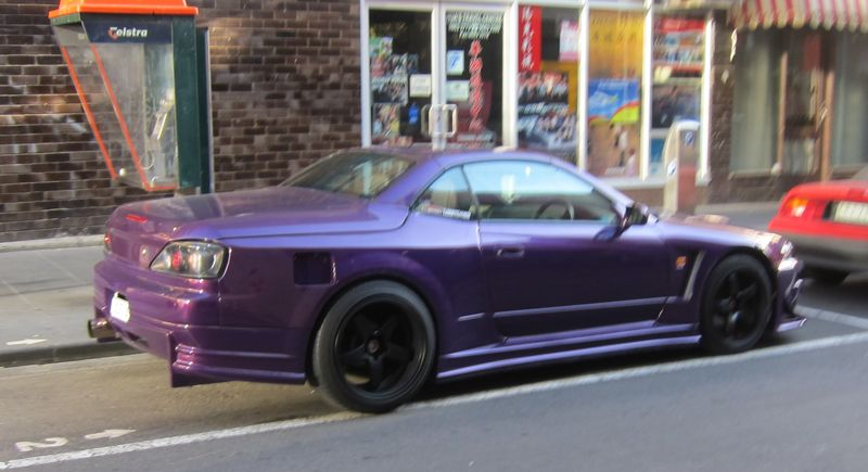 Purple Skyline?