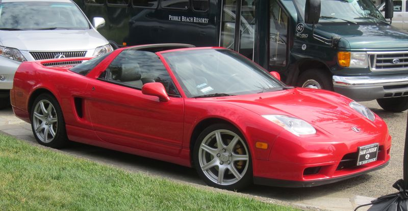 Red NSX