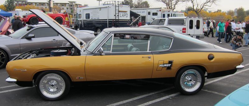 Hurst Barracuda