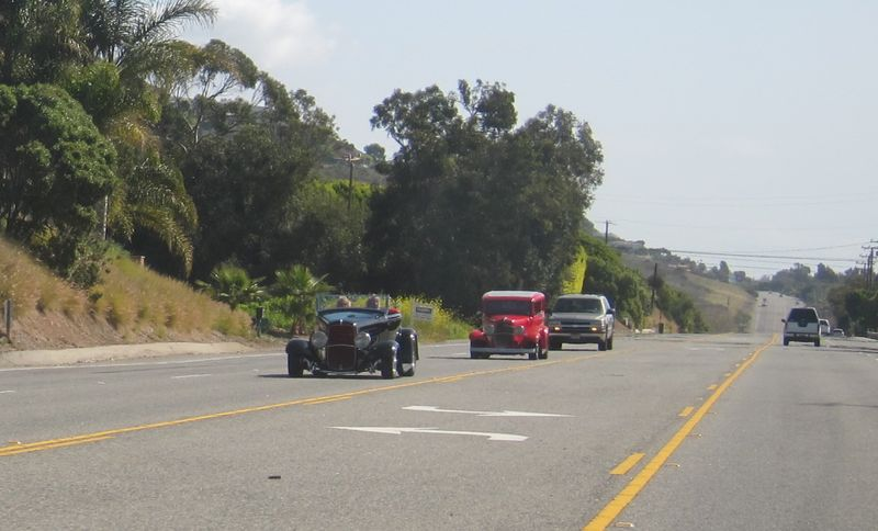 Hot Rods on PCH - A360P